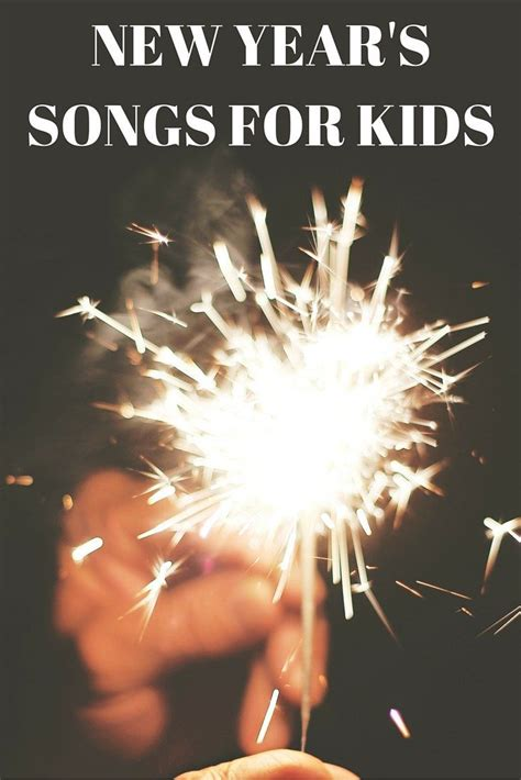 new year s songs for preschoolers