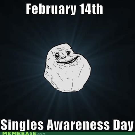Single Valentine Meme - crappy valentines day the top 20 offensive and funny v
