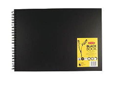 black paper sketchbook a3 derwent hardback sketch book black paper a4 landscape ebay