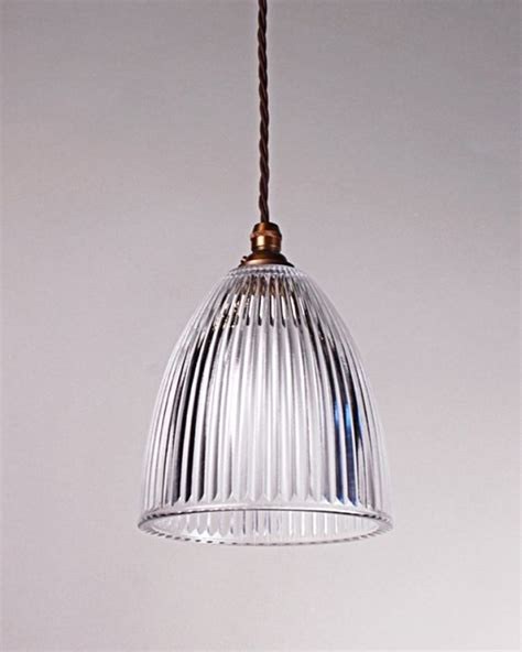 Traditional Prismatic Pendant Light Want This One For Pendant Lights Peninsula