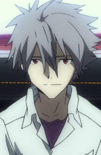 Evangelion Kaworu Nagisa kaworu nagisa anime planet