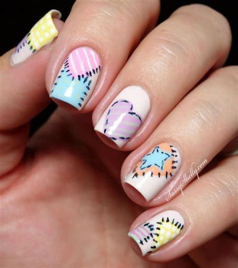 imagenes de uñas mal pintadas nuevas fotos de dise 241 os de u 241 as pintadas a manomanicure y
