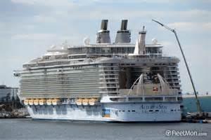 Allure of the seas passenger ship imo 9383948