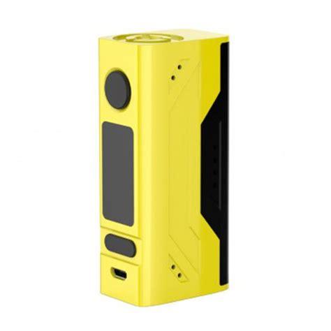 Smoant Battlestar Box Mod authentic smoant battlestar mini 80w yellow tc vw box mod