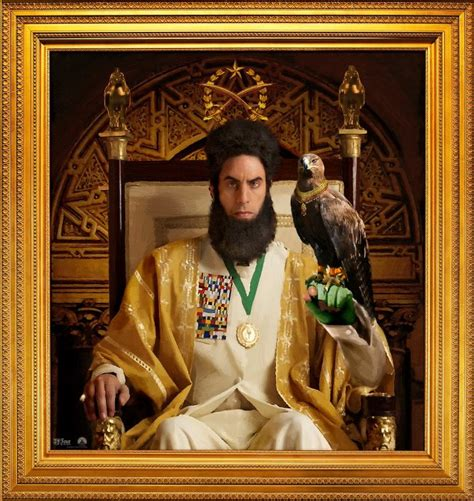 admiral general aladeen the dartz aladeen official ride of the dictator can be