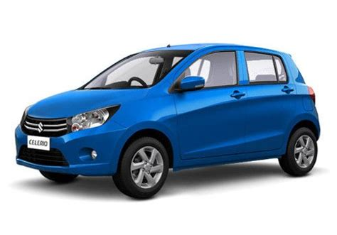 Maruti Celerio Colors, 6 Maruti Celerio Car Colours