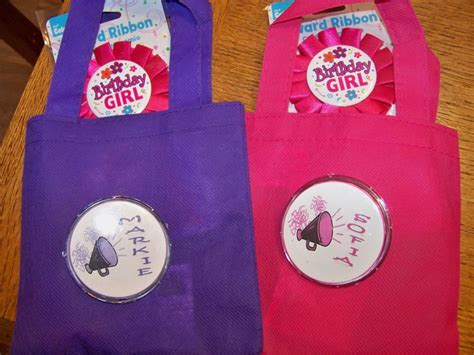 Paper Bag Pinata Bag Goodies Bag Kantong Friends 1000 images about birthday cheerleading ideas on