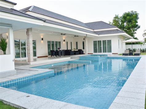 pool villa hua hin 3 bedrooms luxury pool villa hua hin 3bedroom near beach vrbo