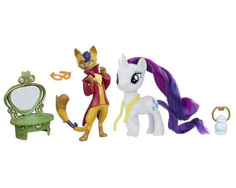 Styling Figure My Pony Set new quot my pony the quot rarity capper dapperpaws