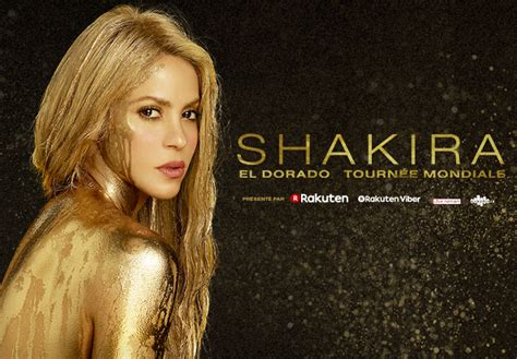 Best Ticket Prices by Shakira Concert In Montreal On August 8 2018 Evenko