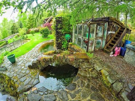 real hobbit house real hobbit house imagines the fantastical book into