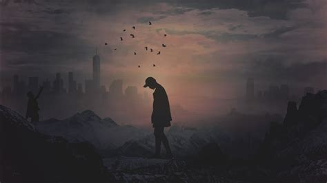 silhouette  wallpapers hd wallpapers id
