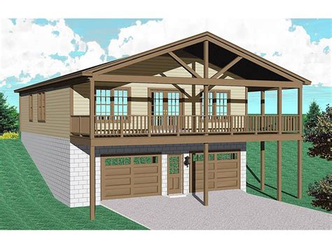 garage apartments garage apartment plans garage apartment plan makes cozy lakeside retreat 006g 0110 at