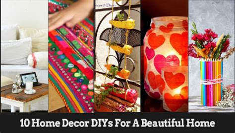 Cheap And Best Home Decorating Ideas by Diy Home Decor Blogadda Collectives