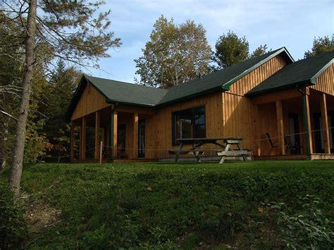 Miramichi Cabins by Miramichi River Cottages New Brunswick Cottage Rentals