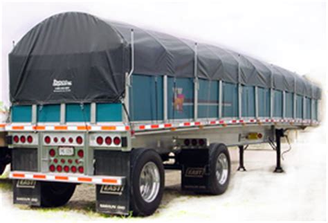 Flatbed Curtain Side Trailers Flatbed Trailer Selection Guide For Various Trailer Types