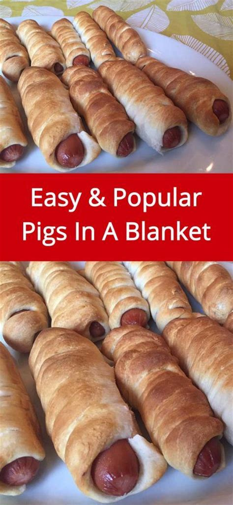 Traditional Pigs In A Blanket by The World S Catalog Of Ideas