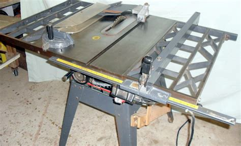 Belt Drive Table Saw by Table Saw Craftsman 10 Quot Belt Drive 3hp Woodworking Chat