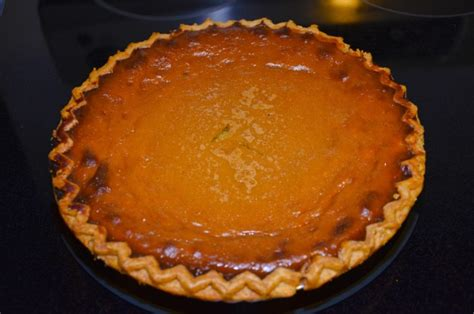 bambys fresh home made pumpkin pie recipe food com