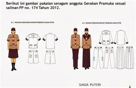 Baju Pramuka Siaga Putra Putri Sd Lengan Pendek No 14 jual baju pramuka putra putri sd lengan pendek no 13