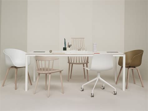 White Dining Tables Uk Buy The Hay T12 Dining Table White At Nest Co Uk