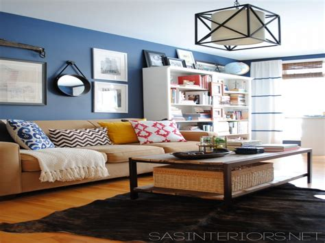 blue living room paint living room blue paint ideas modern house