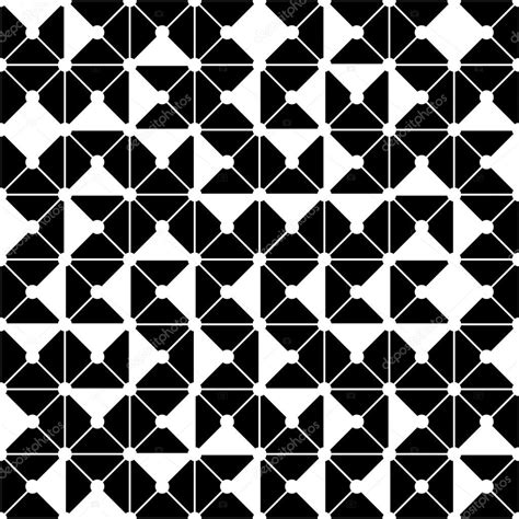 pattern black and white modern vector modern seamless geometry pattern random triangle