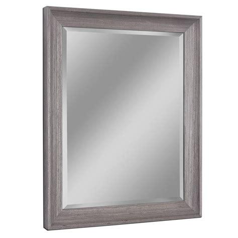 deco mirror genoa 27 in x 33 in mirror in bronze cherry home decorators collection aberdeen 33 in w x 36 in h