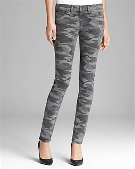 design lab grunge camo pants sold design lab jeans camo skinny in black in gray white