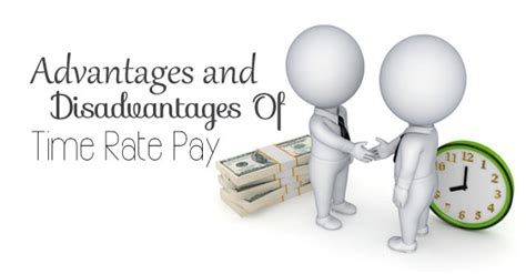 Advantages Of Doing Mba by Advantages And Disadvantages Of Time Rate Pay Wisestep