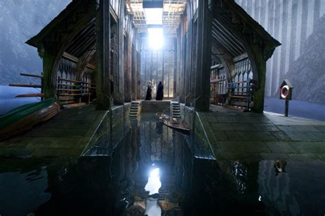 boat house harry potter 13 fun facts about the harry potter films the castle