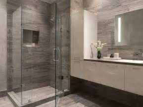 Modern Bathroom Tile Images Townsend Modern Bathroom San Francisco Ca Gray White