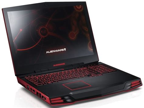 Laptop Dell Alienware M17x dell alienware m17x r2 laptop manual pdf