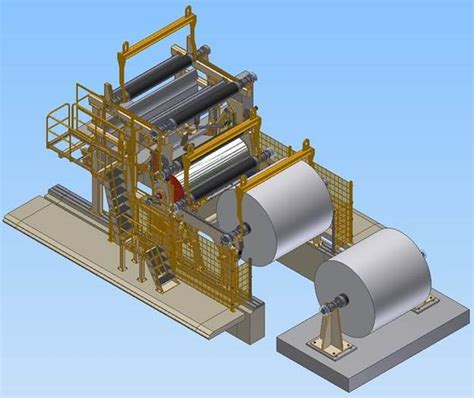 Paper Equipment - paper machine
