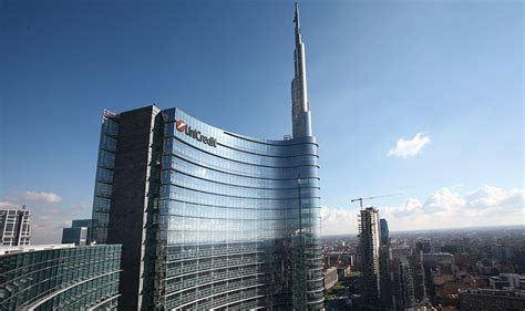 Unicredit Sede Centrale by Unicredit E Carta Etica Industria E Finanza