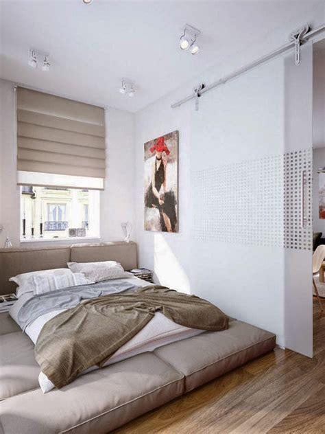 desain kamar yang sempit desain kamar tidur sempit minimalis sederhana