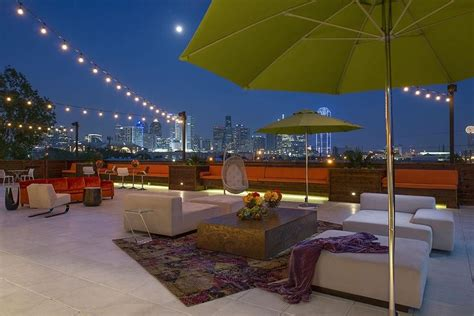 Best Patio Restaurants In Dallas by The Best Rooftop Bar Patios In Dallas Fort Worth Dallas