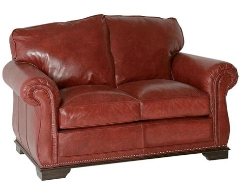 classic sofas and chairs classic leather providence loveseat 8007 providence loveseat