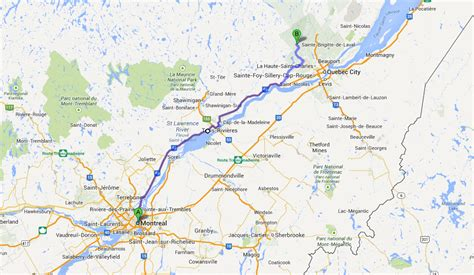 Drive Quebec City To Montreal | day 28 montr 233 al to qu 233 bec city qb oh my canada