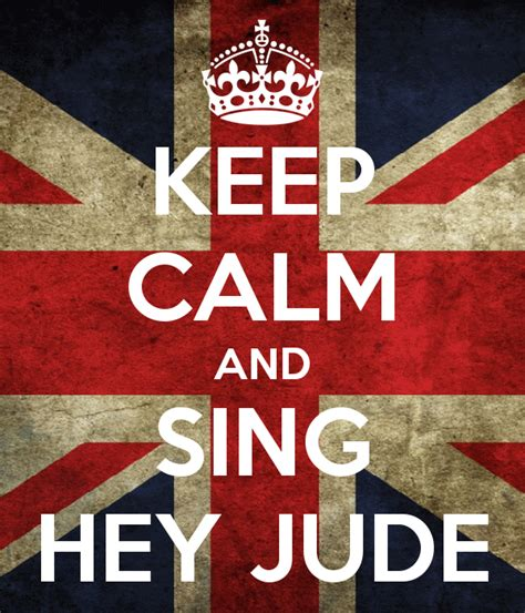 Make Me Happy Hear My Grand Sing by Hey Jude My