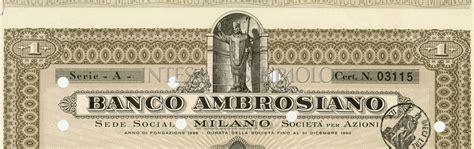banco ambrosiano veneto banco ambrosiano veneto archivio storico intesa sanpaolo