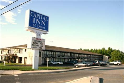 Capital Inn Dover Delaware Family Hotel Review
