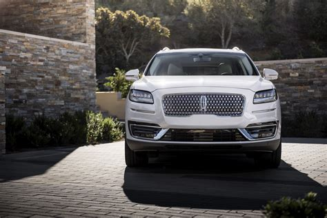 airbag deployment 1998 lincoln continental parking system lincoln recalls 2019 nautilus over driver airbag issue autoevolution