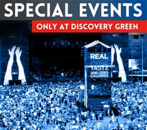 Discovery Green Calendar Events Calendar Discovery Green Houston 2017 2018