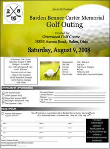 Golf Outing Flyer Template by Golf Outing Flyer Quotes