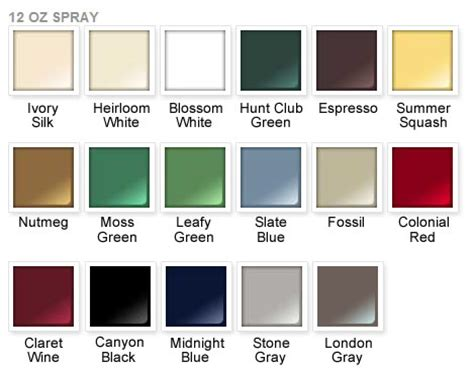 100 urethane paint color chart tractor supply colors majic paints 1958 chevrolet