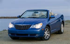 Chrysler 2009 Sebring 2009 Chrysler Sebring Convertible Widescreen Car