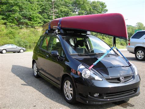 Honda Fit Rack by Honda Fit With Roof Rack Anyone Mtbr
