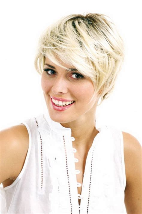 short hair rectangular face short hairstyles for oblong faces