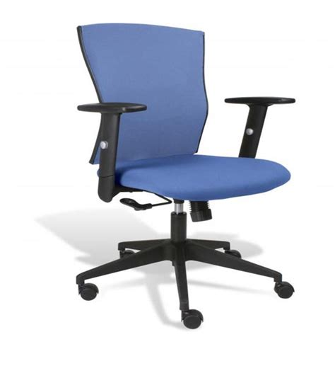 classic mid back adjustable desk chair in office chairs